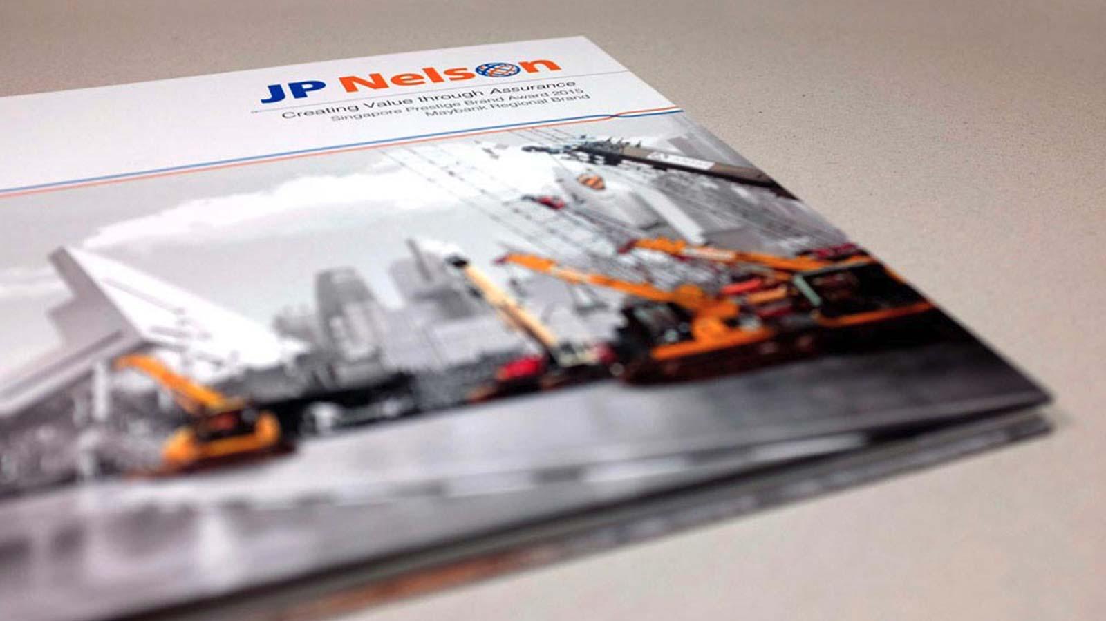 JP Nelson Brand Book 2015