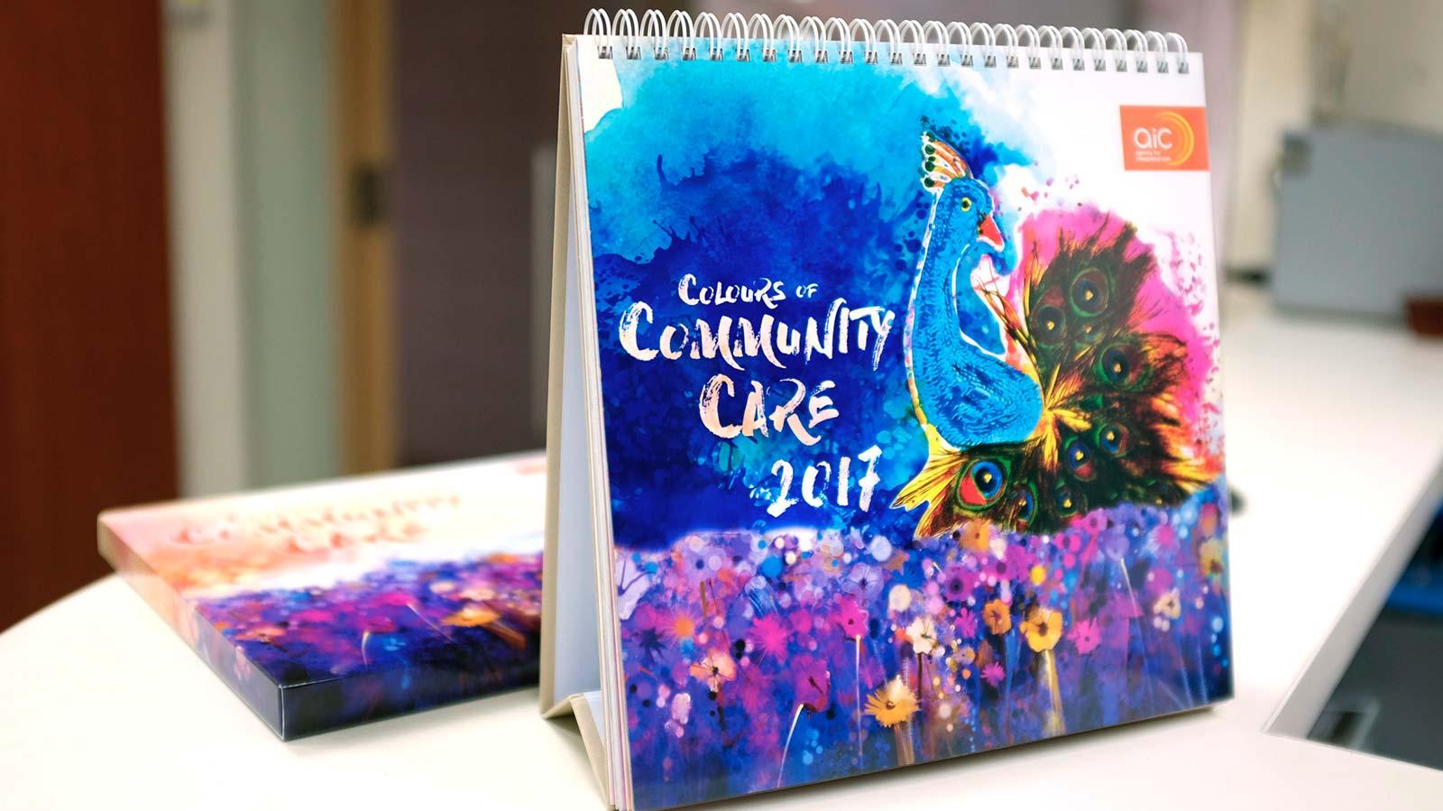 AIC Calendar 2017