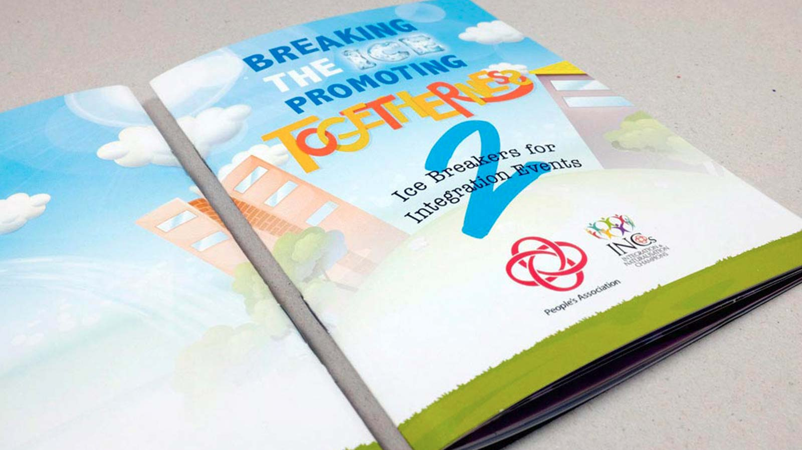 Game Booklet by People's Association